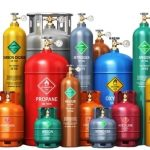 Tubulação para gases especiais